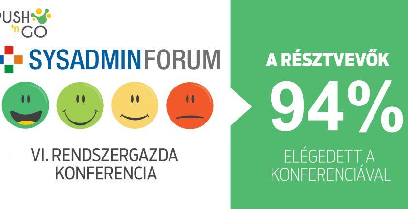 SYSAdminforum-Rendszergazda konferencia